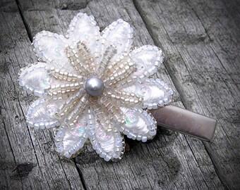 Bridal hair clips - bridal hair pins - wedding hair pins - bridal accessories - crystal hair pins - bridal hairpiece - wedding hair pin