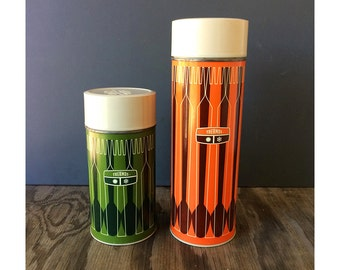 Thermos Set of 2 - Spoon and Fork Thermos