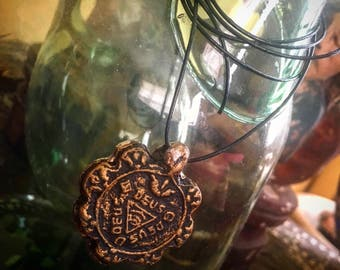 Siyete 7 Arkangheles SEVEN ARCHANGELS Egosum Gavinit Deus Anting Anting talisman amulet pendant angel orasyon agimat