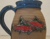 Salmon  Mug ....