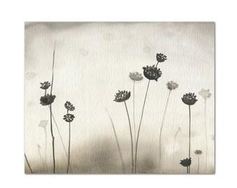 Pin cushions // archival print