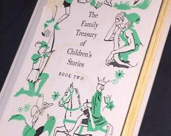 1956 Family Treasury of Children's Stories