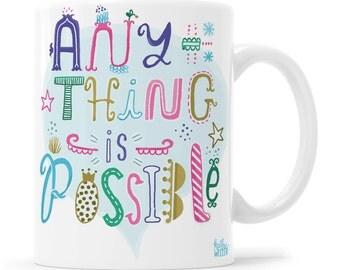 Cute Mug, Inspirational Mug, Mug Inspirational, Positive Energy, Motivational Mug, Law Of Attraction, Gift Mug, Mug, Energy, Positivity