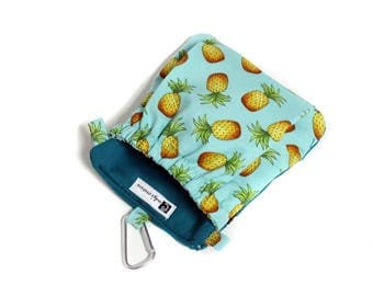 The Pocket 2.0 - Treat and Training Pouch - Pineapples