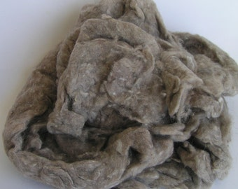 CASHMERE FIBER SALE Carded Cloud Natural colored percent Spin Felt Blend Craft 25 gram Soft luxury amazing