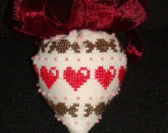 Valentines Day Emery - pattern