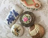 Assorted Vintage Bits for Mosaic - Ceramic Tiles