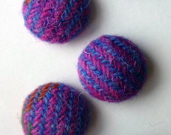 Harris Tweed Buttons