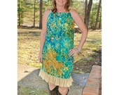 35% SALE Dress Pattern for ladies Pillowcase style top and dress length PDF XS S M L Xl 2Xl 3Xl