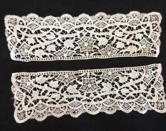 Antique Lace Cuffs