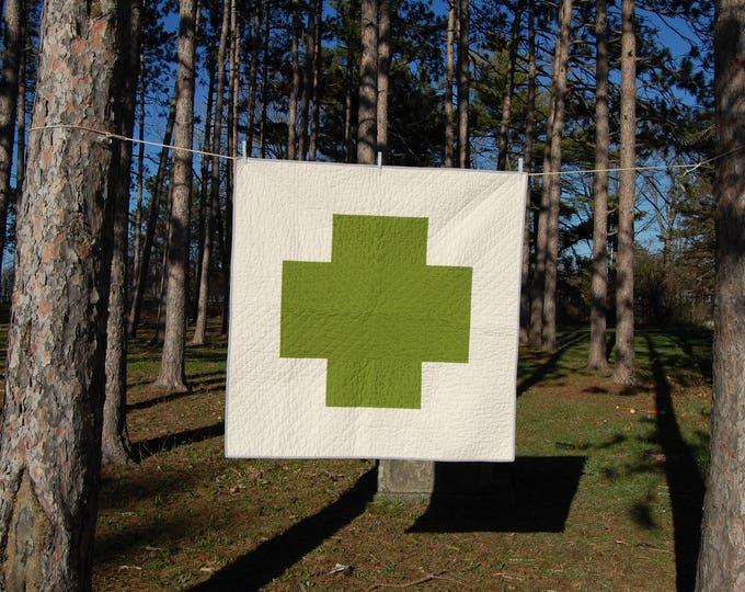 Greek Cross Quilt