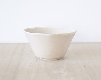 pink blush bowl : SAMPLE SALE