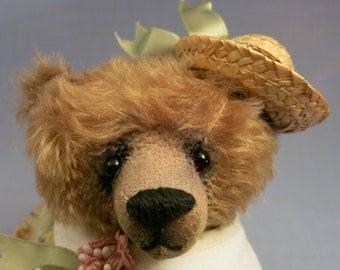 """Artist collectable bear """"Salvia"""""""