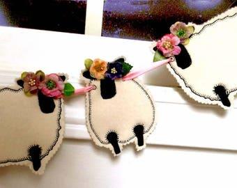 SHEEP BUNTING/GARLAND