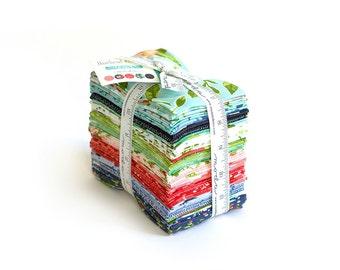 Hazelwood Fabric // Fat 8th Bundle // 1canoe2 // cotton quilting