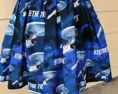 Medium Ready to Ship Star Trek Enterprise Skirt