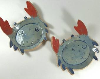 Large Crab Spoon Ladle Rest