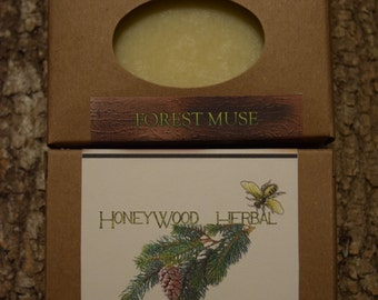 Forest Muse Soap