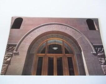 Chicago Public Library, Harold Washington Library Dedication 1991, Photos Souvenir Booklet
