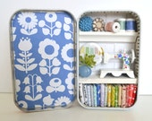 Tiny Tin Sewing Room ~ Details