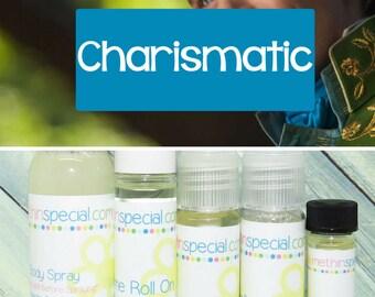 Charismatic Perfume, Perfume Spray, Body Spray, Perfume Roll On, Perfume Sample Oil, Dry Oil Spray, You Choose the Product