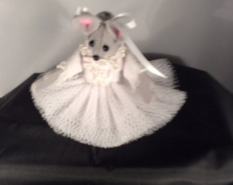 Ballerina Mouse. NEW LOWER PRICE