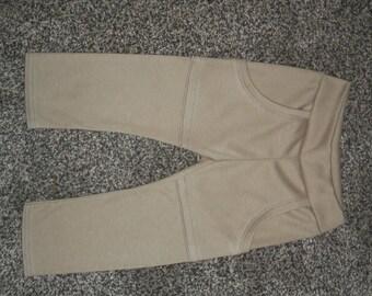 Boy Pants with Big Boy Pockets in Casual Khaki