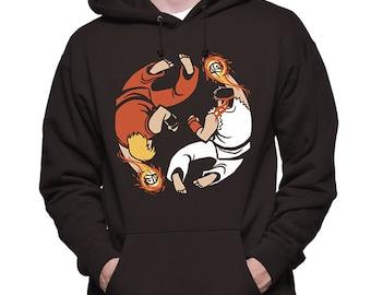 Super Yin Yang - Street Fighter 2 Hoodie or Sweatshirt | Sweater for Women Men | Video Game Tee | SF2