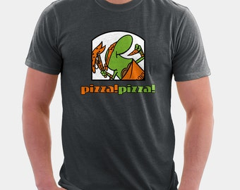 Pizza Pizza TMNT Shirt  - Teenage Mutant Ninja Turtles Shirt | T-shirt for Women Men | Cool T Shirt | Cartoons