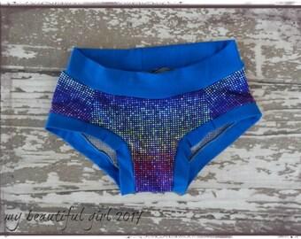 Womens Dundies/Underwear, Disco Dots,  Elastic Free, Super comfy, Cotton