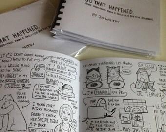 So That Happened - Art Book