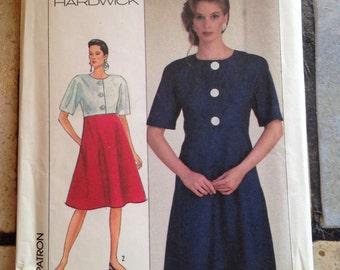 Simplicity 8420 Size 18, 20 Misses' Dress Pattern UNCUT