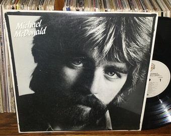 Michael McDonald If That's What It Takes Vintage Vinyl Record