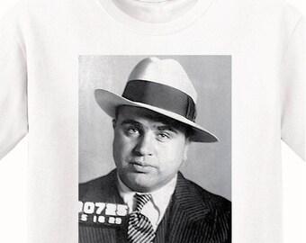 Al Capone's Mugshot Men's T-Shirt