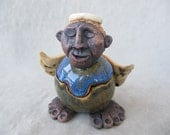 RESERVED for Susan angel jar