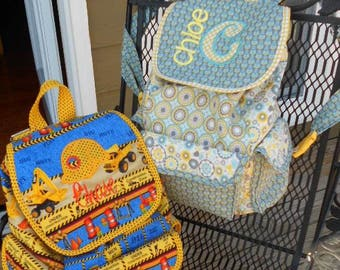 Backpack * Travel Bag * Diaper Bag * Overnight Bag * Quilted * Non-Quilted