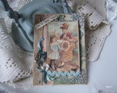 Sewing-themed Card - Seamstress Card - Quilter Card - Crafter Card