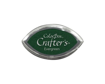 Evergreen Colorbox cat's eye mini ink pad