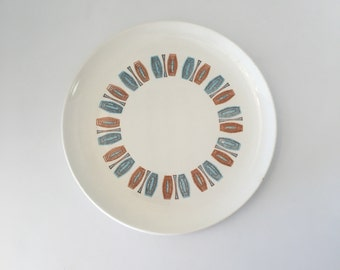 Taylor Smith & Taylor Java Key Dinner Plates