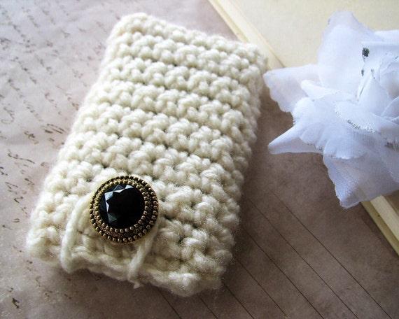 Vanilla Ice Cream, White Christmas, Snow White, iPhone, Samsung, Camera Case, Gadget cozy
