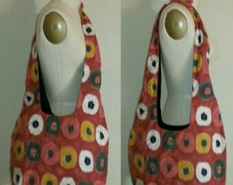 Handmade Fashion shopping bag Market bag School bag