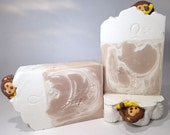 Monkey Farts-Cold Process-Soap-Fun-Fruity-Handmade-Artisan-Gift-Soap-Abbotsford-BC-Canada