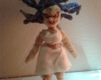 Fuzzy Figures - Medusa