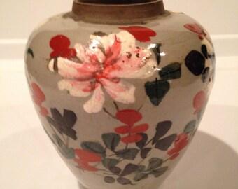Antique Japanese Tea Caddy