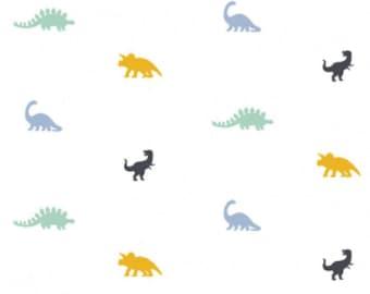 Dear Stella - Stellasaurus Collection - Mini Dino in White