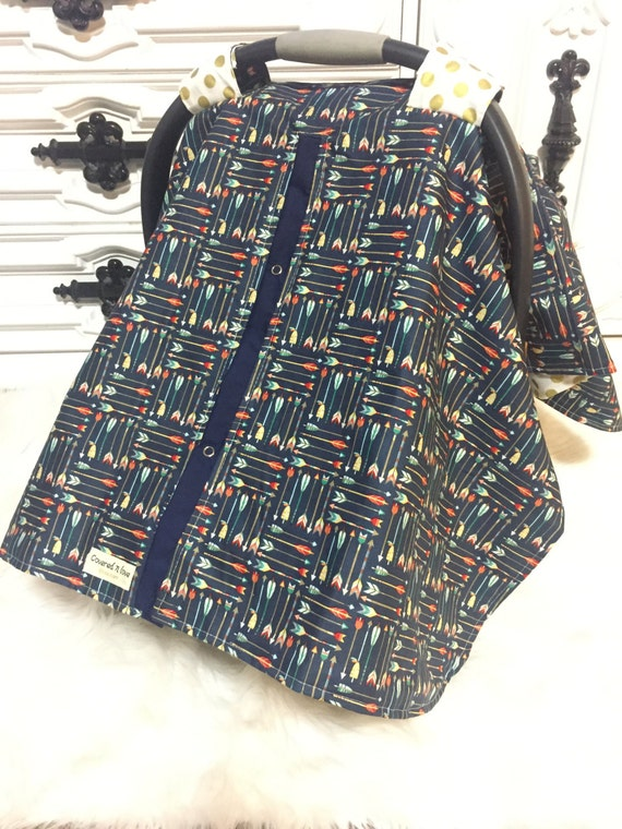Carseat canopy / Car seat canopy / Carseat cover / Car seat Cover