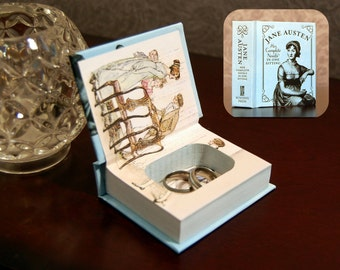 Hollow Book Safe (Mini Jane Austen)