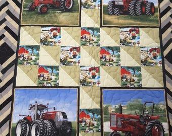 International harverster tractor