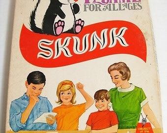 Skunk Game Party Game Schaper 1968