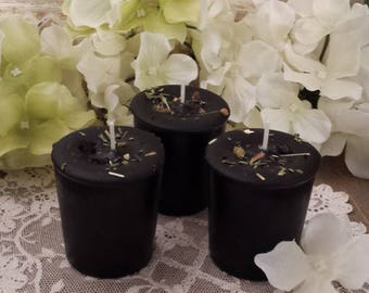 3 Return to Sender votives Candles, Ritual Candles, Spell Candles